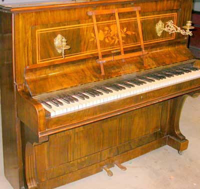 Piano Restoration by Rogers Piano Services Battle Ground WA.