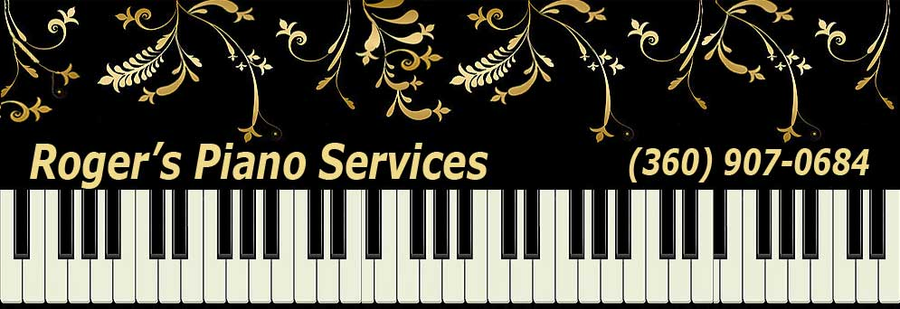 Rogers Piano Services | Battle Ground, WA 98604 | 360-907-0684